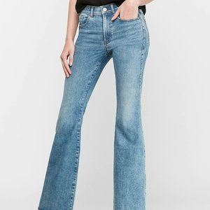 Express Slim Flare Jeans